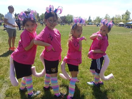 Calgary Rangers Soccer - 3v3 Tournament